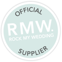 Official Supplier Rock My Wedding