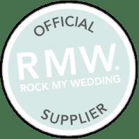 Official Supplier Rock My Wedding