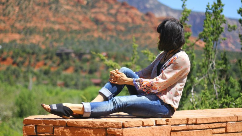 Sedona and its Red Rocks