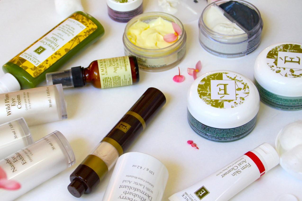 Organic skin care brands
