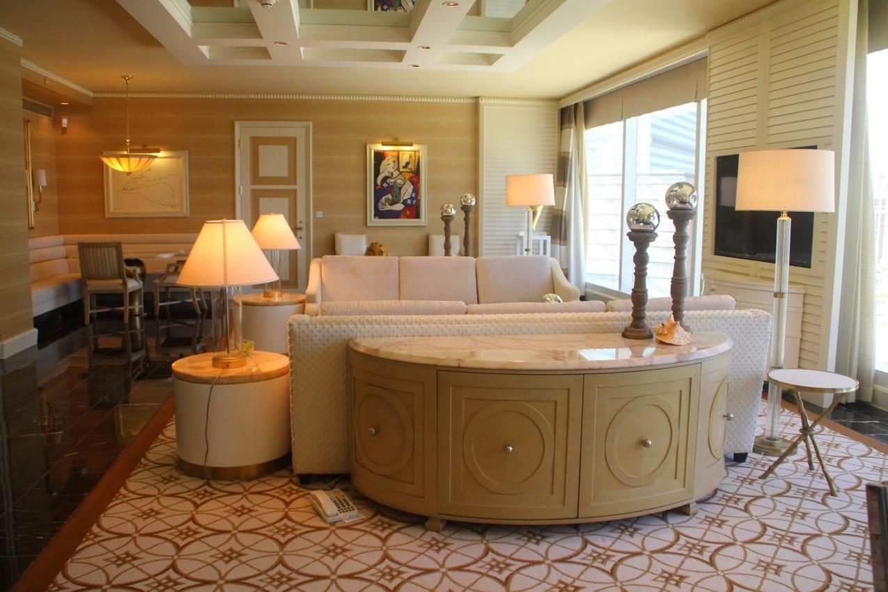 Hotel Reviews Macau Suite