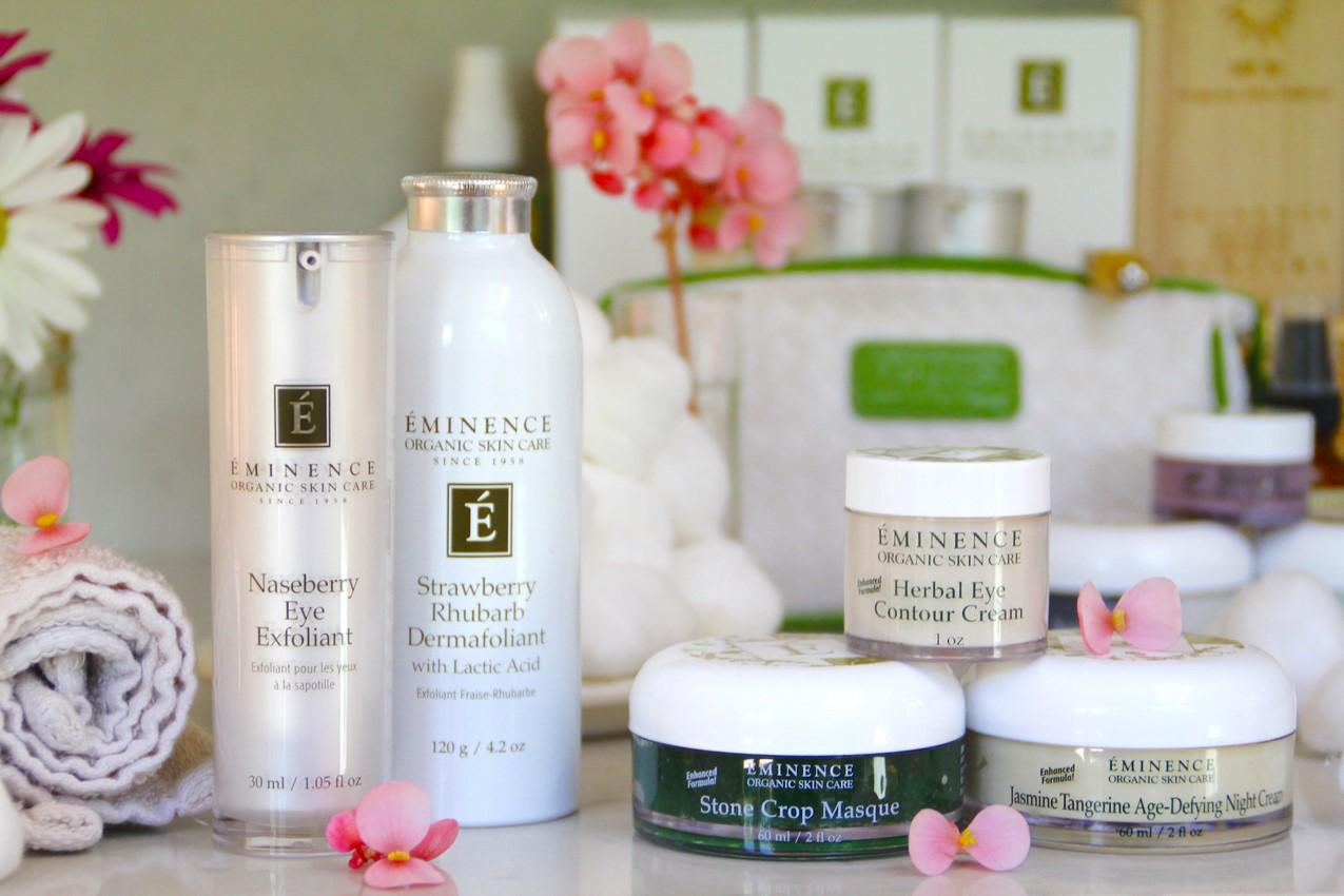 My evening skin care secrets