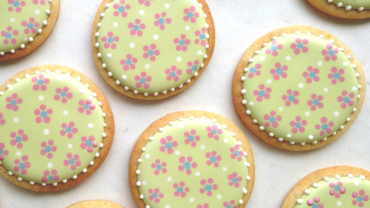 Sugar Free Icing for Cookies