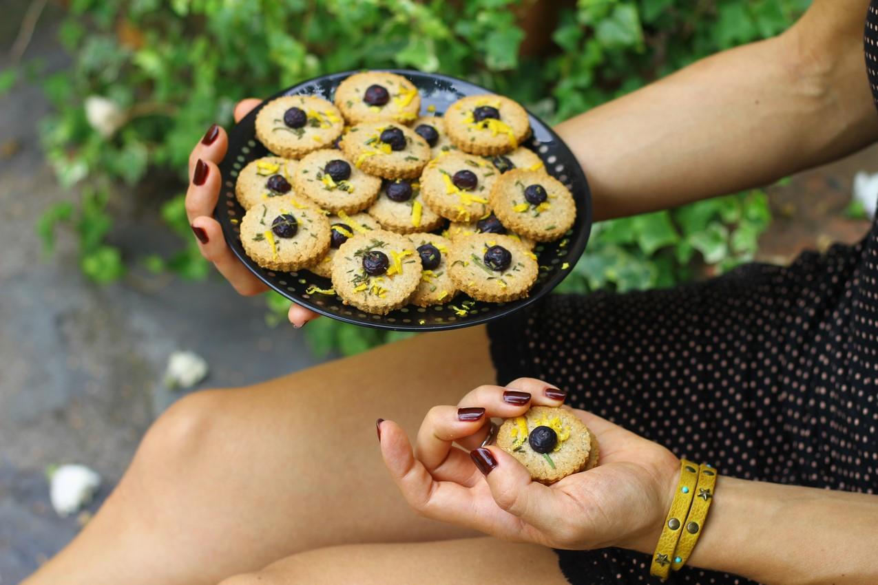 AIP Lemon Cookies