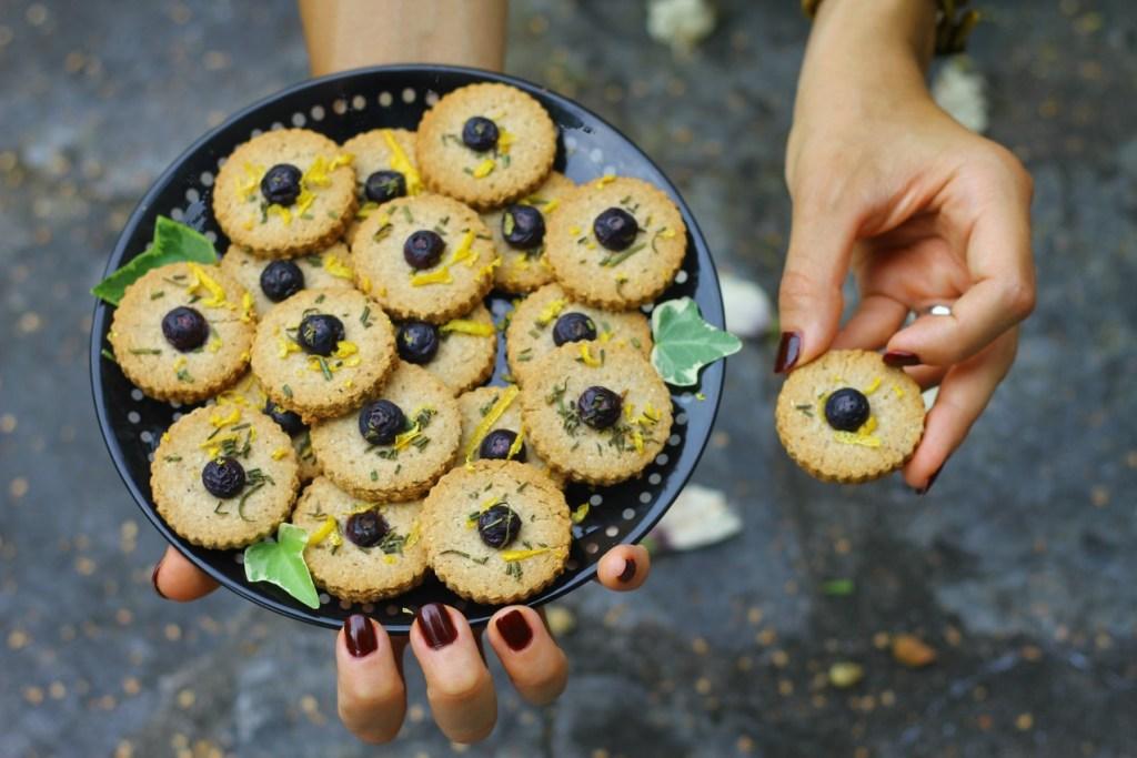 AIP Lemon Rosemary Cookies recipes