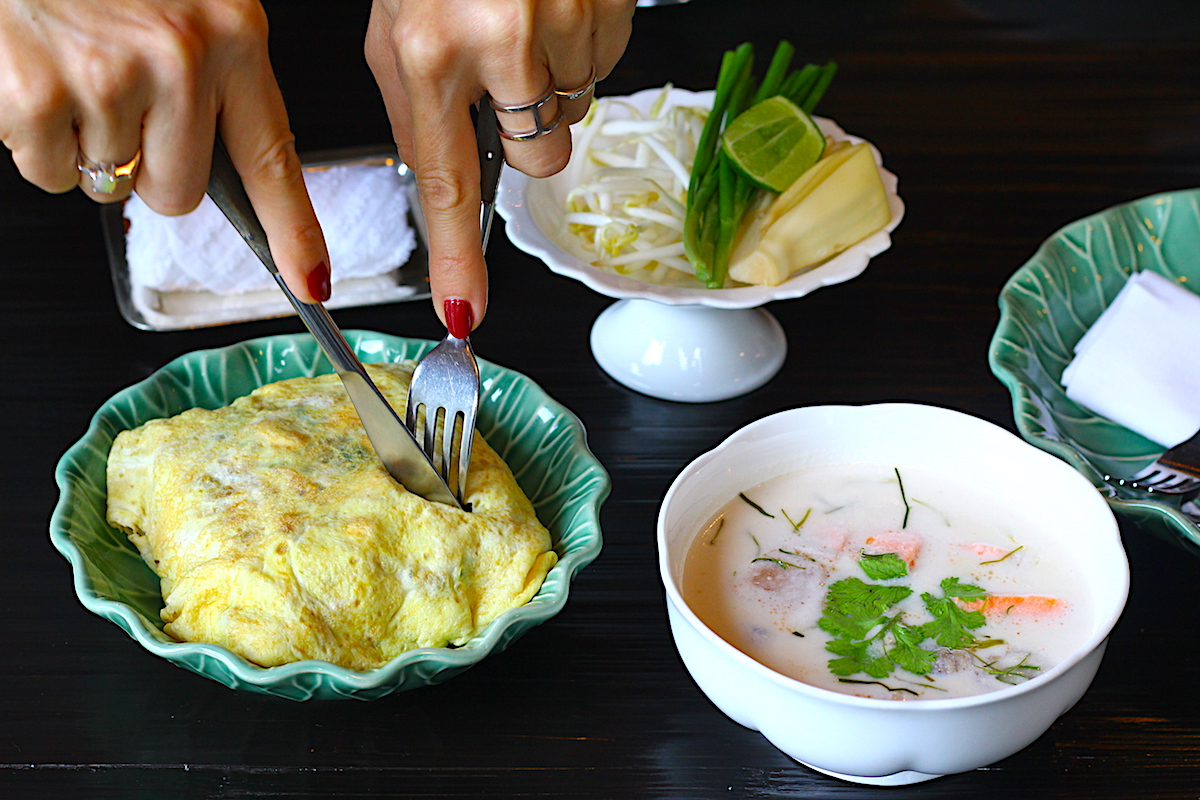 Gluten Free Thai Food in Bangkok