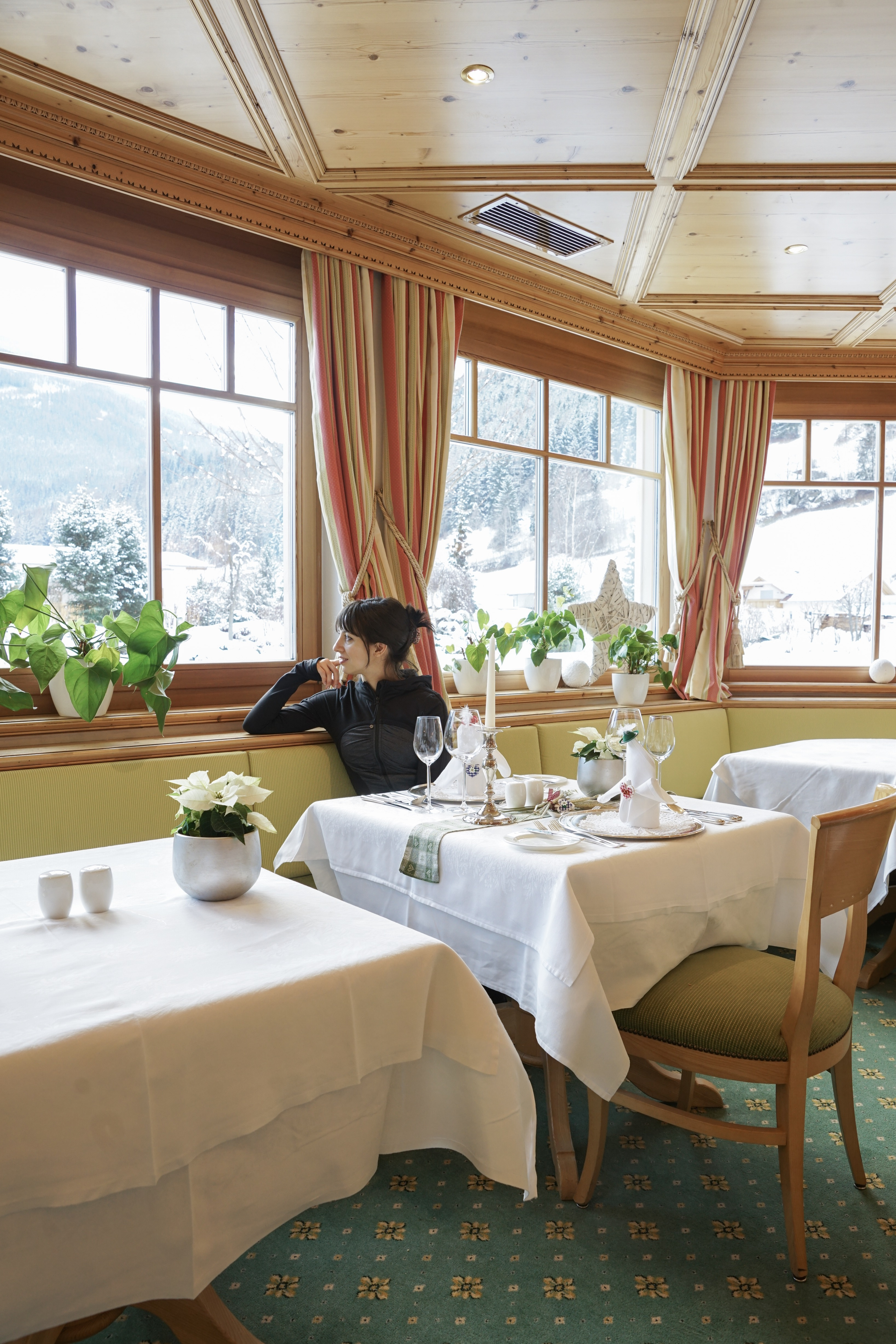 Gourmet Gluten Free in South Tyrol at Alpen Palace 2