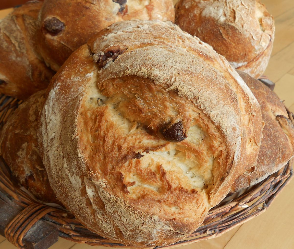 Gluten Free in Portland Challah Bread