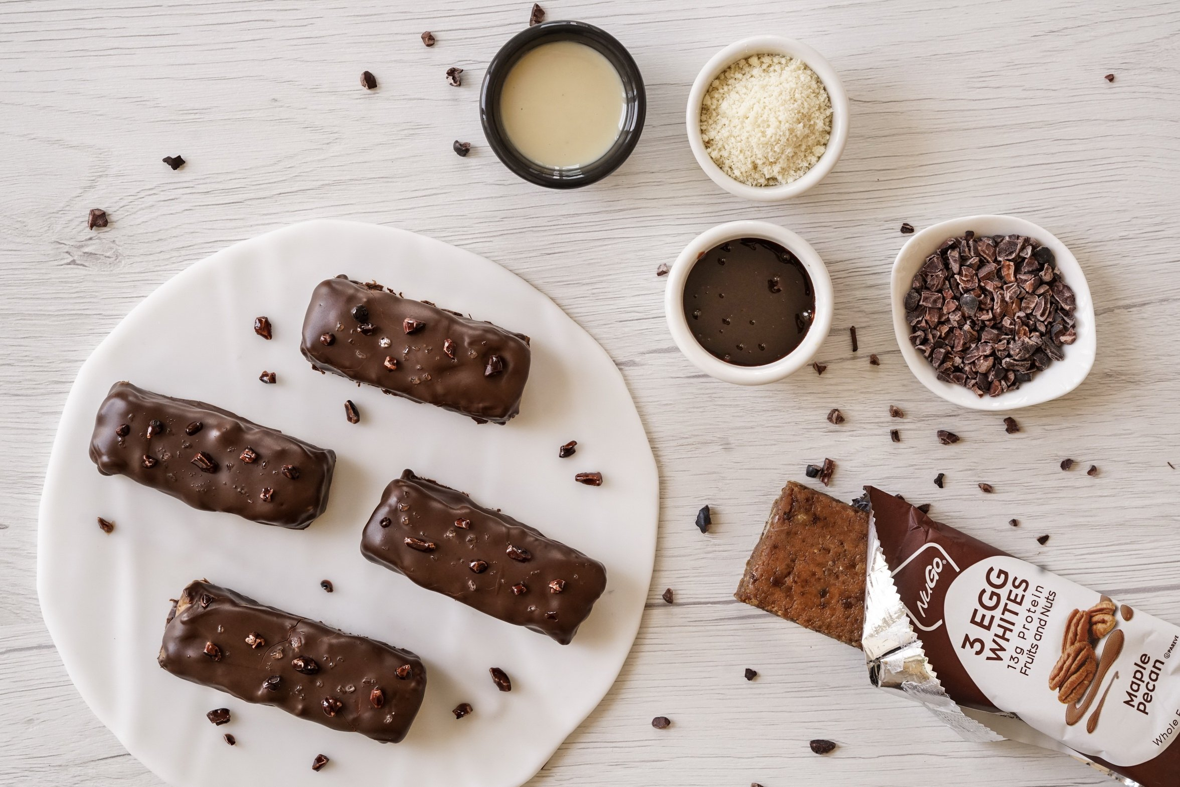 Healthy Paleo Mars Bars