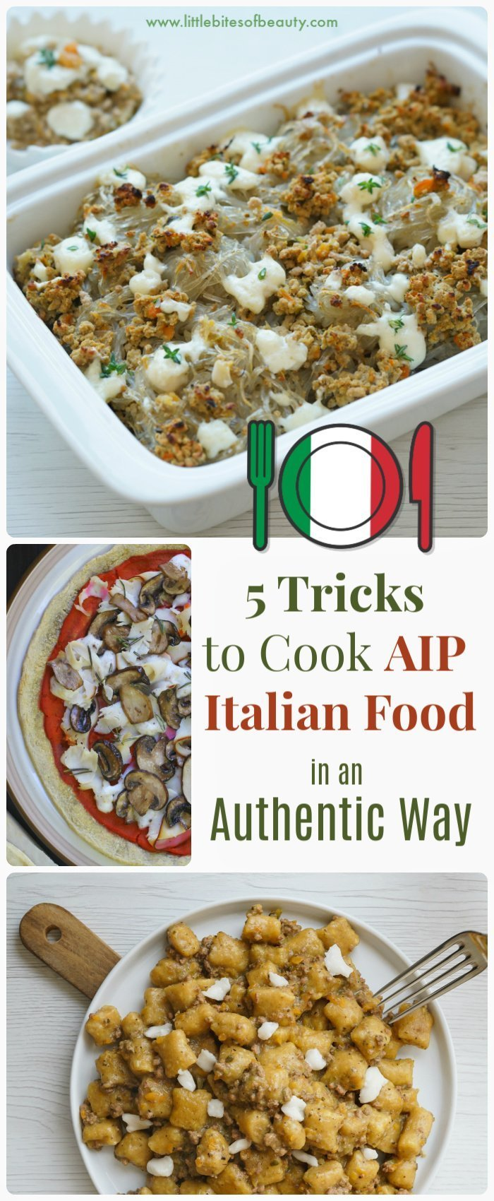 5 Tricks to Cook AIP Italian Food in an Authentic Way