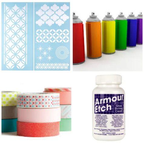 supplies-collage