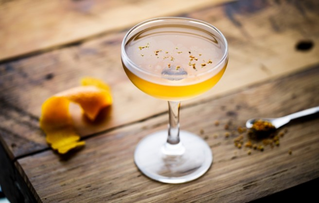 Birds n Bees Cocktail