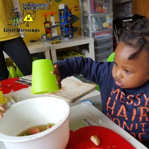 Nursery Activity Healthy Eating - Nursery Croydon