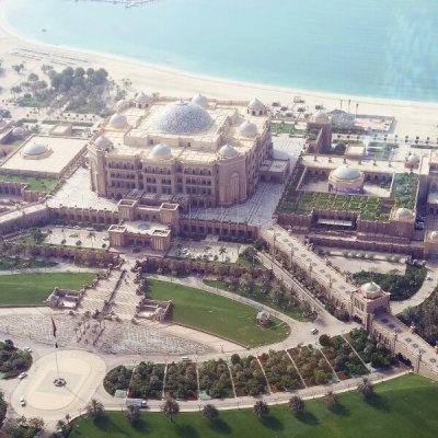 Emirates Palace Abu Dhabi Best Luxury Hotel for Families