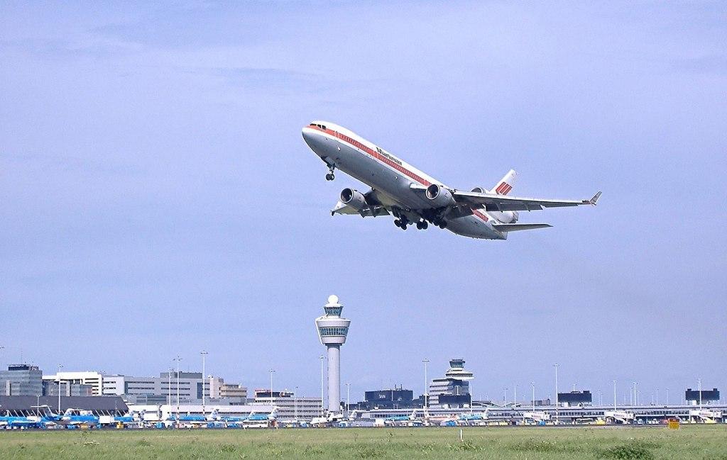 Amsterdam Schipol airport