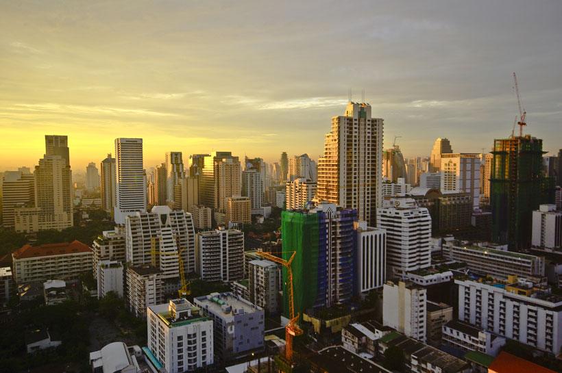 Best time to visit Bangkok
