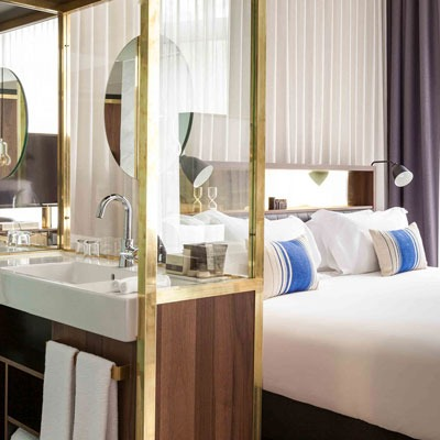 INK Hotel Amsterdam family room