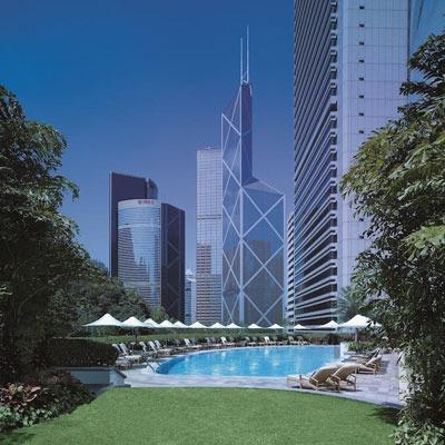 Island Shangri-La Hotel Hong Kong family hotel