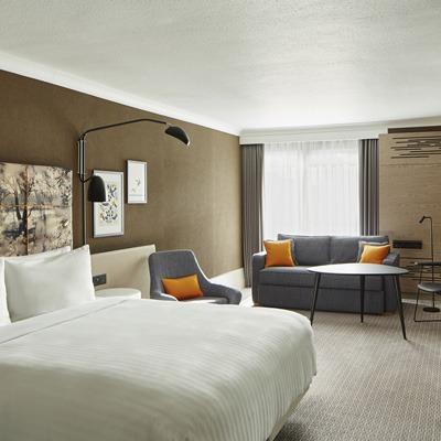 Marriott Hotel London family hotel