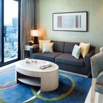 Oakwood Premier Tokyo family accommodation