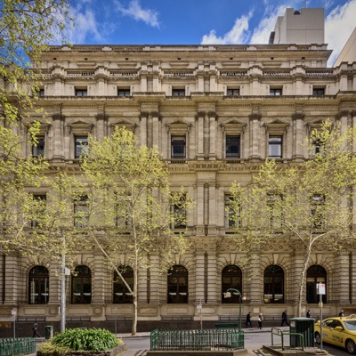 Treasury on Collins Melbourne family hotel