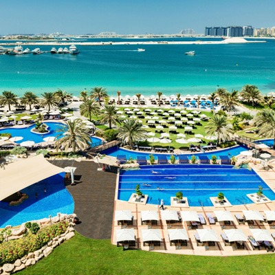 Westin Dubai hotel for families
