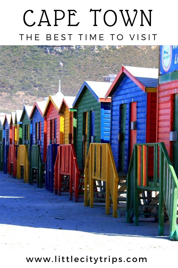 Practical guide to the best time to visit Cape Town with kids and what to expect in each season