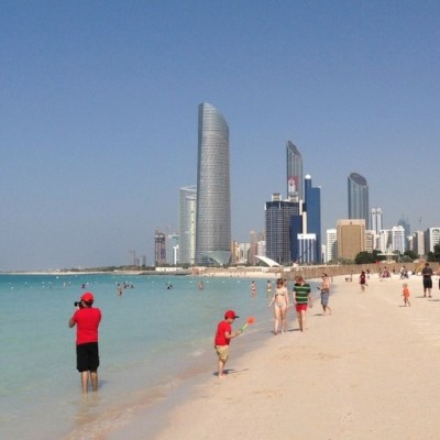 When is it best to visit Abu Dhabi?