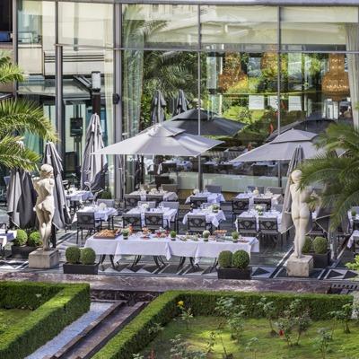 Hotel du collectionneur Paris hotel