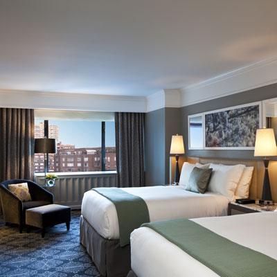Loews Hotel New York family room