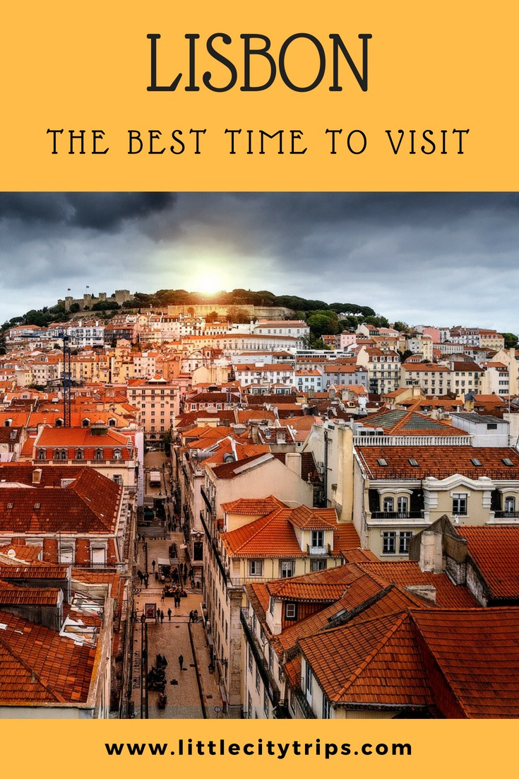 Expert guide to the best time for visiting Lisbon