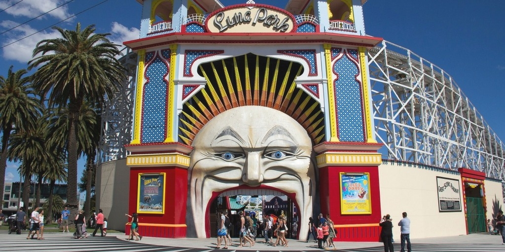Luna Park St Kilda | Things to do with Kids in Melbourne | Little City Trips - City Travel Experts