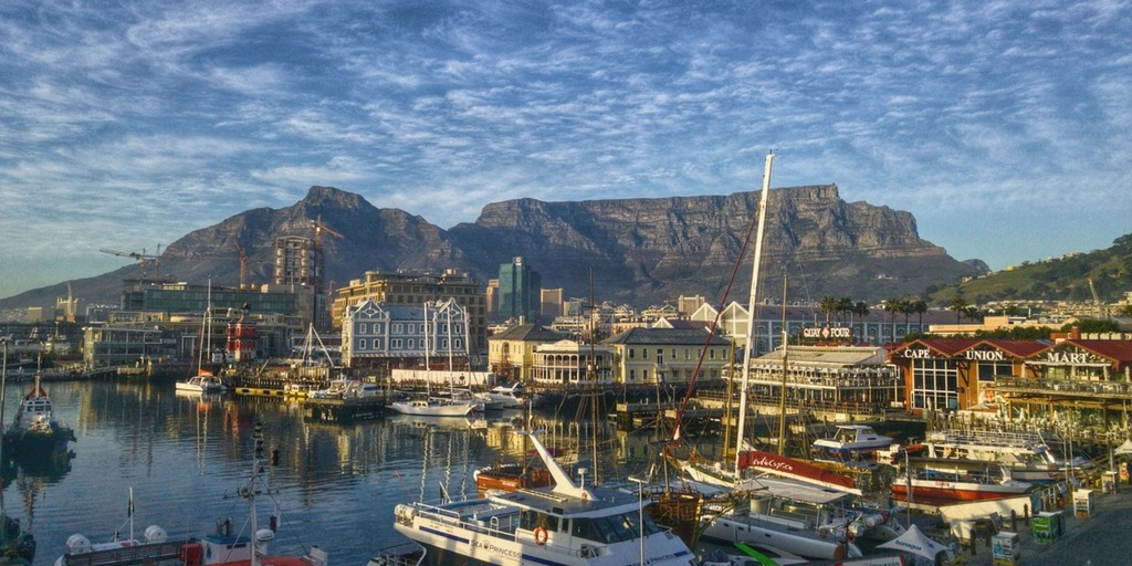 V&A Waterfornt | Things to do with kids in Cape Town with kids | Little City Trips