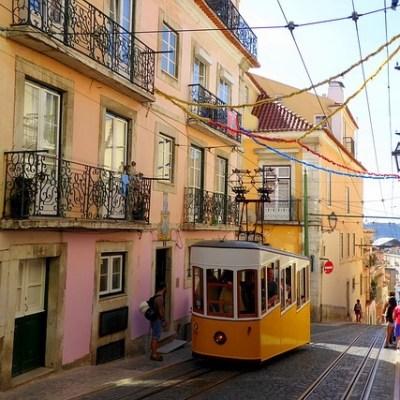 How to get around Lisbon