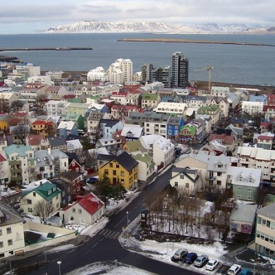 How to get around Reykjavik