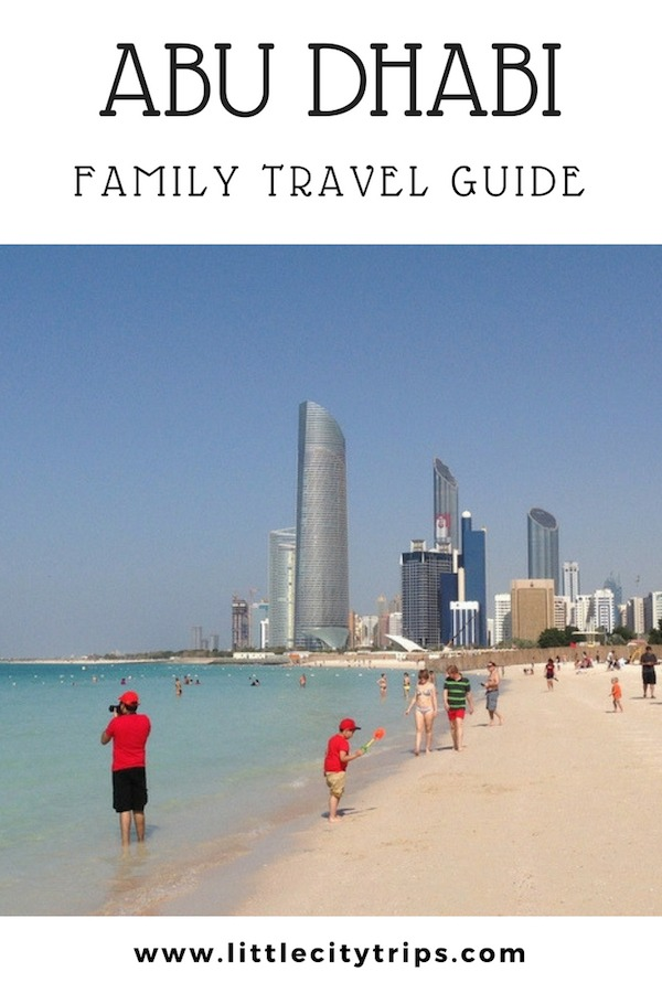Check out our family guide to Abu Dhabi with tips and advice to make the most of your time in Abu Dhabi with kids