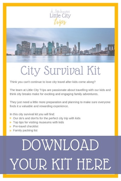 Link to the Little City Trips City Survival Kit