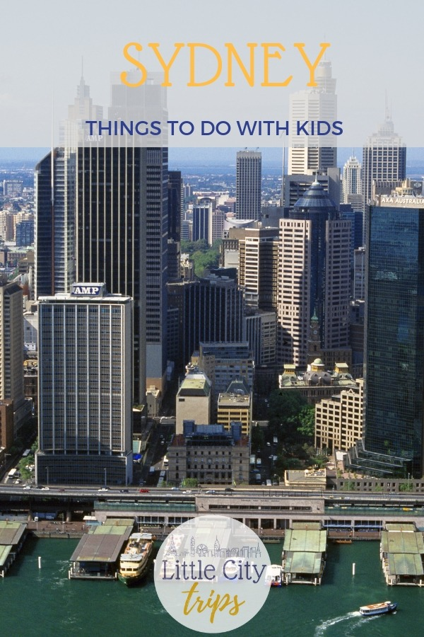 Tips from a local about all the best things to do in Sydney with kids