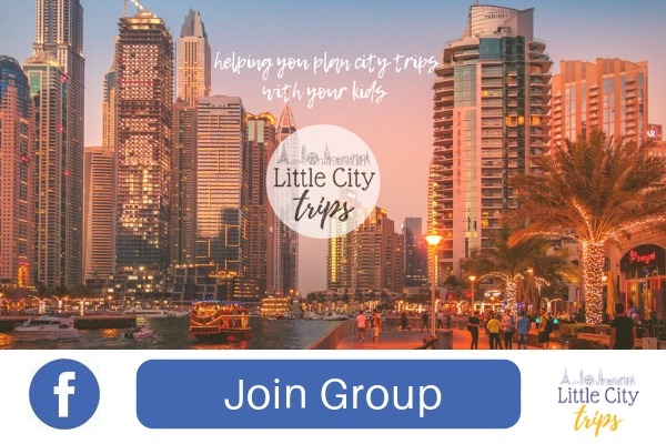 Join City Insiders Facebook Group
