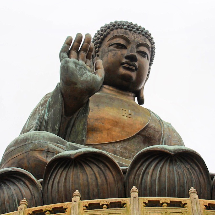 A trip to Bug Buddha in Hong Kong
