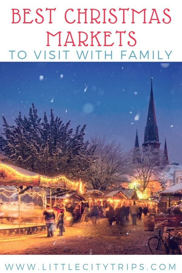 best Christmas markets for families