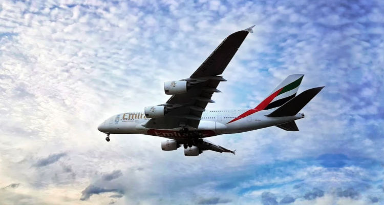 Emirates A380 - getting to Dubai Airport