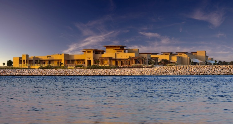 Sir Bani Yas Resort