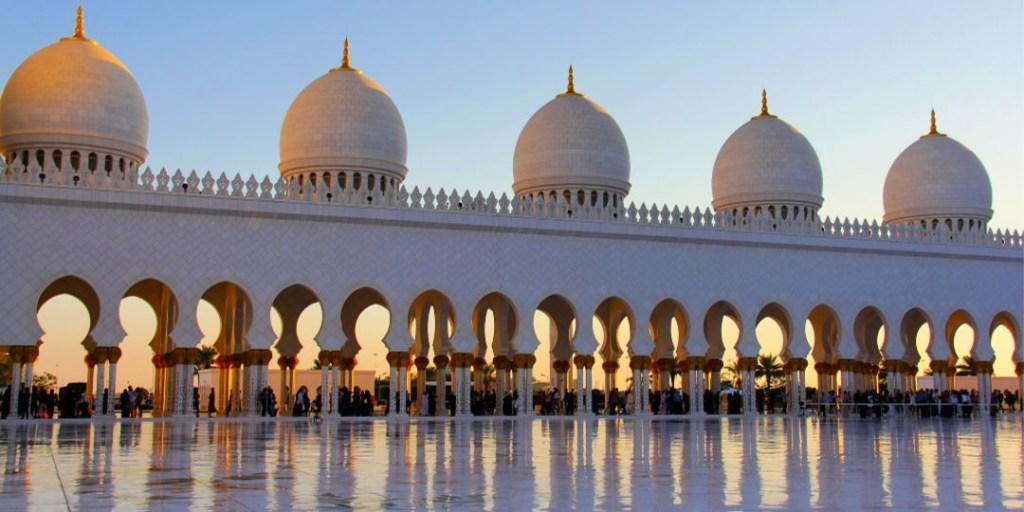 Skeikh Zayed Grand Mosque s