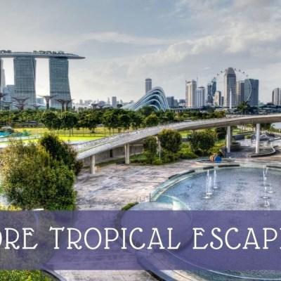 A Tropical Family Escape to Singapore