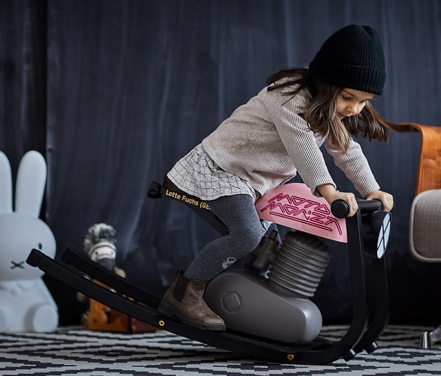 Moto Rocker for girls
