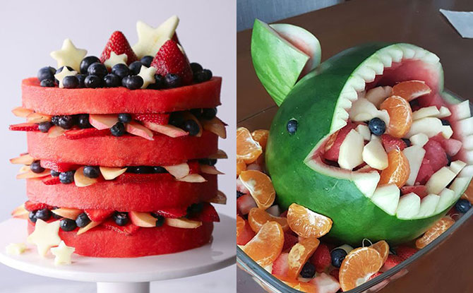 9 Creative Alternatives To Birthday Cakes For Those Who Want Something Different Little Day Out