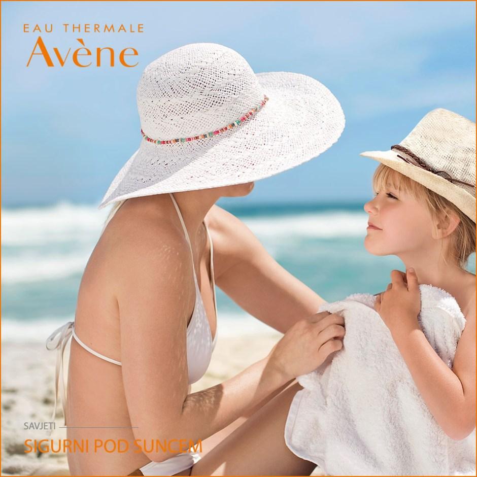 Zaštitimo najmlađe od oštećenja kože izazvanih suncem
