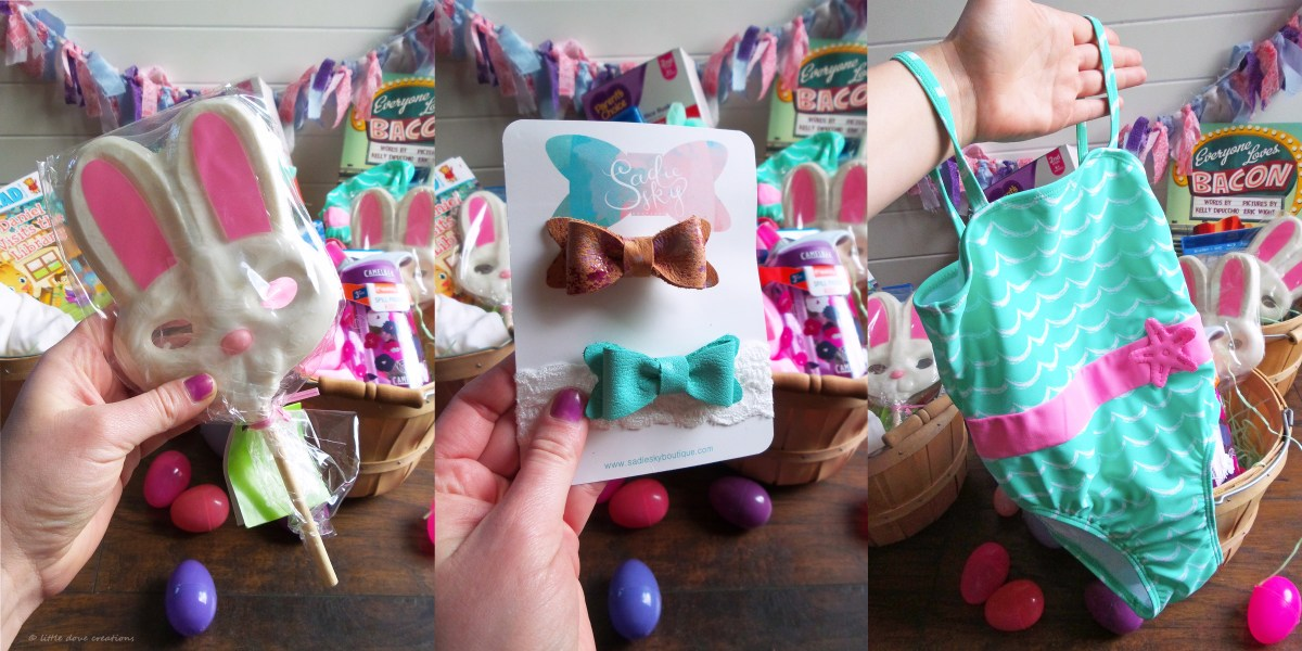 Easter baskets for 4under6 little dove blog negle Choice Image