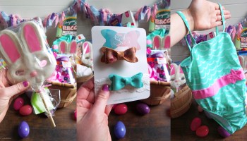 Shop small this easter little dove blog easter baskets for 4under6 negle Image collections